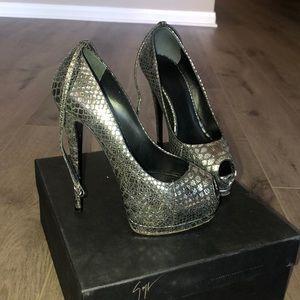 Giuseppe Zanotti Design Beautiful Heels!
